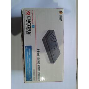Switch Encore 8 Puertos Enh908-nwy