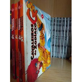 Mangá Cavaleiros Do Zodiaco Episodio G #01 Ao #04
