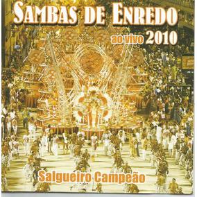 cd samba enredo 2010 rj