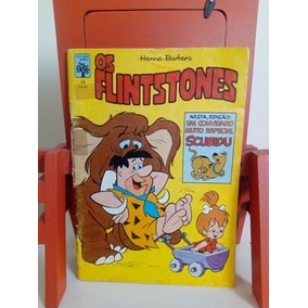 Gibi Antigo Os Flintstones Nº 13 Ano 1981 - Hanna Barbera