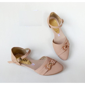 Sandalias Mujer Zapatos Dama Tipo Baletas
