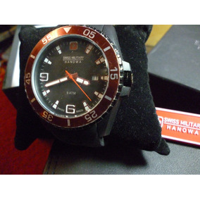 86e479c28cd Relogio Swiss Military Hanowa Masculino - Relógio Masculino no ...