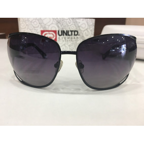 Óculos De Sol Ecko   Eck 82249 64 15 115 Preto Feminino 619e871983