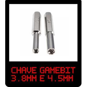 Conjunto De Chaves Gamebit 3.8 E 4.5mm - Frete Barato
