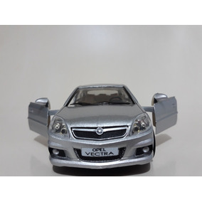 Miniatura Vectra Opel Opc Prata Rmz 1/32