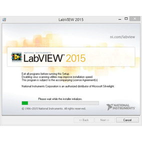 Labview 2015 + Ni Vision Acquisition Software E Modulo Ni V