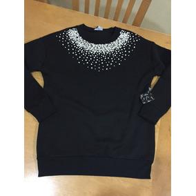 Suéter De Mujer Con Perlas!!