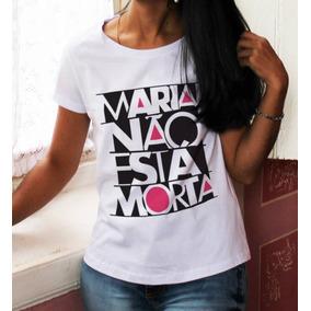 Camiseta Catolicas De Maria Com Frases - Camisetas e Blusas no ... fa919d98950