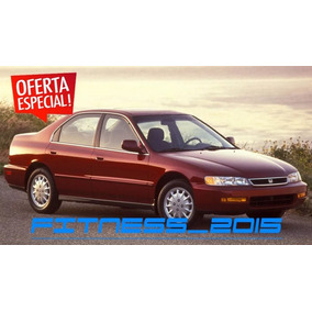 Manual De Servicio Taller Honda Accord 1994 - 1997 Full