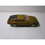 Dmc Delorean Gold Escala 1/64 Coleccion 7cm Hot Wheels