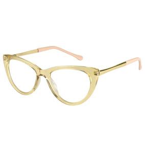 Armação Oculos Gatinha - Óculos no Mercado Livre Brasil f63a9d7baa
