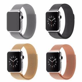 e65cb7a1fa1 Pulseira Apple Watch Metal - Relógios no Mercado Livre Brasil