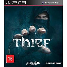 Thief Ps3 Mídia Física Novo E Lacrado
