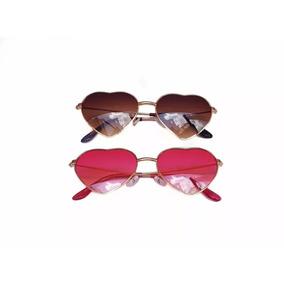 Óculos De Sol De Coração Lente Transparente Frete Grátis - Óculos no ... b76e2b948a