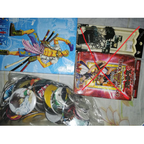 Broches, Posters, Figuras, Anime