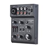 3*ammoon Age03 5 Canales Mini Mic-line Consola De Mezclado