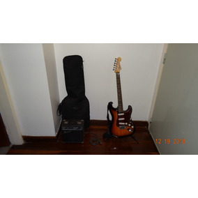 Guitarra Electrica Marca Fender Squier Strat