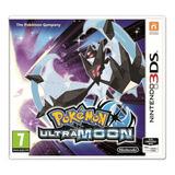 Videojuego Pokemon Ultra Moon Nintendo 3ds Gamer