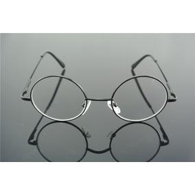 a43e68f8bdc23 Armacao Oculos Redondo Sem Aro - Óculos no Mercado Livre Brasil