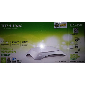 Remato Router Tp-link 150 Mbps Tl-wr720 N Antena Interma