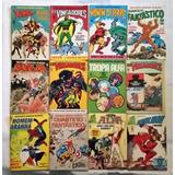 Tk0b Hq Marvel Grandes Heróis Marvel 3 Títulos Por R$25,00
