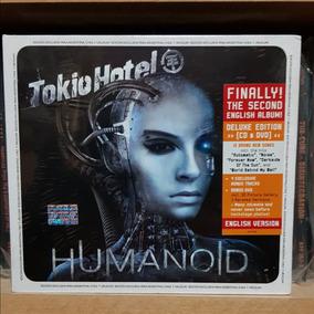 Tokio Hotel - Humanoid (super Deluxe Cd/dvd) Nuevo/selllado