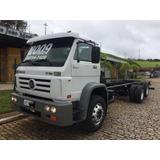 Caminhão Vw 17180 Truck Carroceria Bau Munck