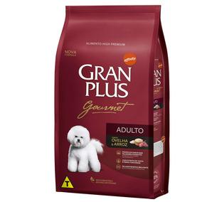 Ração Gran Plus Cães Adulto Ovelha E Arroz 3 Kg