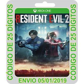 Resident Evil 2 - Xbox One - Código 25 Dígitos