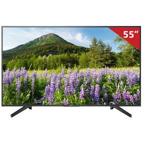 Smart Tv Led 55 55x705f Sony, 4k Hdmi Usb Com X-reality Pro