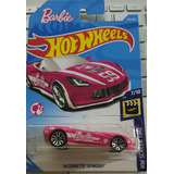 Hot Wheels Corvette Stingray 2014 Barbie