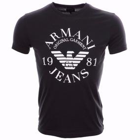 Camiseta Armani Exchange - Camisetas Manga Curta para Masculino no ... f0b3bfacc57c6
