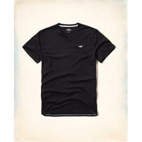 Camiseta Hollister No Atacado Direto Dos Eua - Camisetas no Mercado ... ad3daa6edb