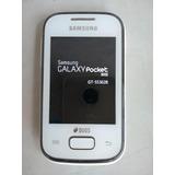 Celular Samsung Galaxy Pocket Duos Gt-s5302b- Funcionando