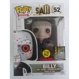 Jigsaw Saw Billy Funko Pop #52