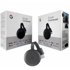 Google Chromecast 3 Hdmi Original 1080p