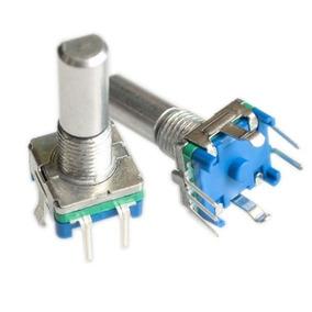 Encoder Rotatorio Ec11 Arduino (5 Piezas)