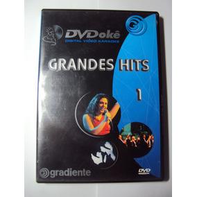 Dvdokê - Grandes Hits 1 - Gradiente - Original