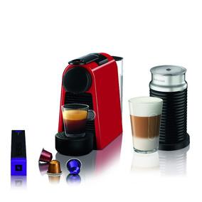 Cafetera Nespresso Pack Essenza Mini Red