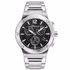 Reloj Salvatore Ferragamo F-80 Sffij05 Time Square