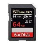 Sandisk Sd Extreme Pro 32gb 64g 128gb Nikon D850 D3300 D3400