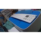Impresora Multifuncion Hp Deskjet Ia 3775 Azul