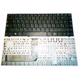 Teclado Notebook Positivo Bgh J400 / M400 Nuevos