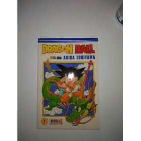 Edição 01 Dragon Ball. Planeta Mangás.