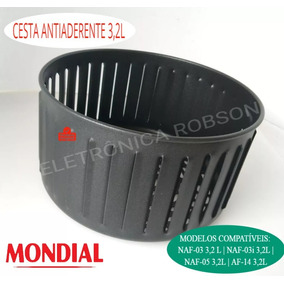 Cesta Air Fryer Mondial Naf-03 3,2l | Naf-05 3,2l Original