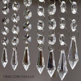 20 Tiras D 1 M. Octagon Chilillo, Guirnalda, Cortina, Candil