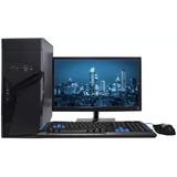 Pc Intel Core I3 7100, Torre Atx, Board Asus H170-pro