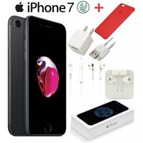 5b9dd467e10 Iphone 7 32gb Caja Y Accesorios Originales A Meses!