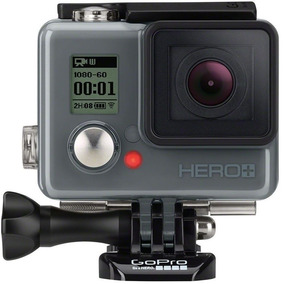 Go Pro Hero Plus + Micro Sd 16gb Class 10 Gold Sem Juros