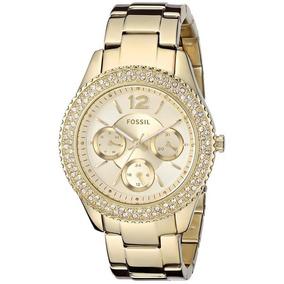 Reloj De Mujer Fossil Es3589 100% Original En Caja